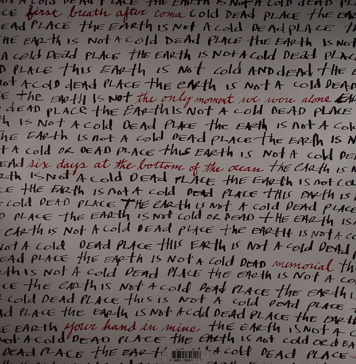 EXPLOSIONS IN THE SKY - The Earth Is Not A Cold Dead Place