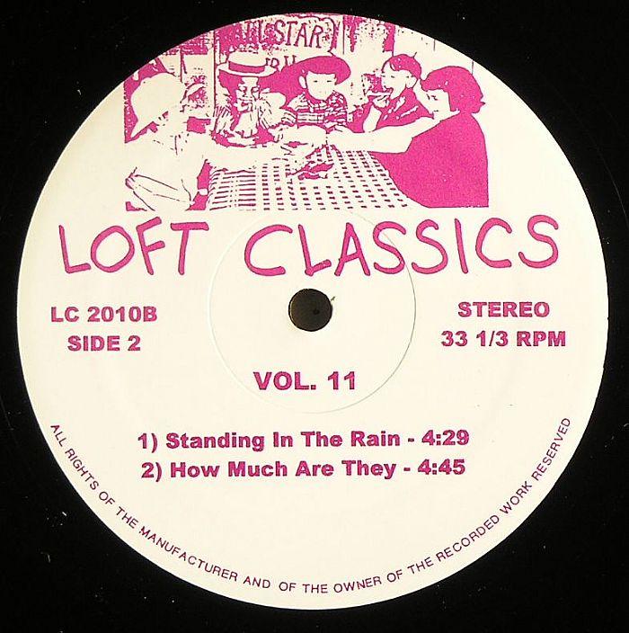 LOFT CLASSICS - Loft Classics Vol 11