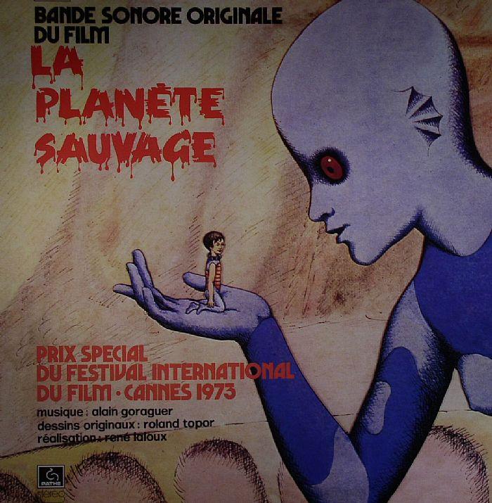 GORAGUER, Alain - La Planete Sauvage (Fantastic Planet) (Soundtrack)