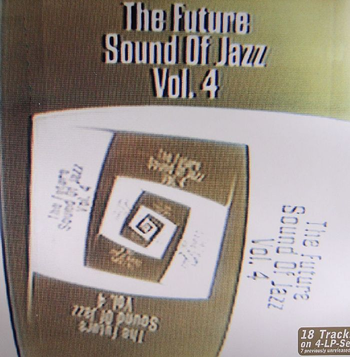 Various - Future Jazz Cafe (28 Jazzy Bar Lounge Tracks)