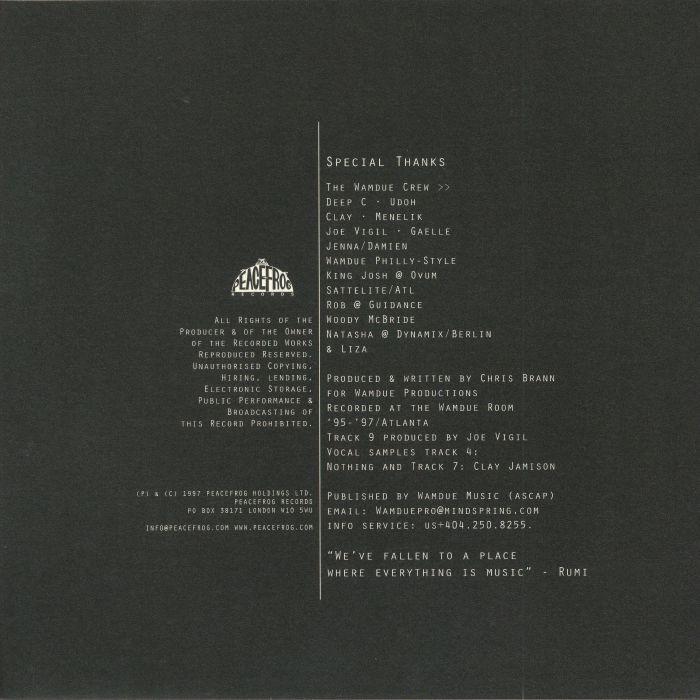 BRANN, Chris - Deep Fall