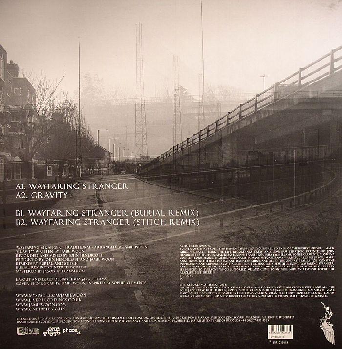 WOON, Jamie - Wayfaring Stranger EP