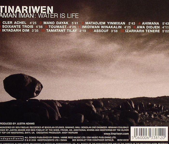 Tinariwen Aman Iman Water Is Life Vinyl At Juno Records
