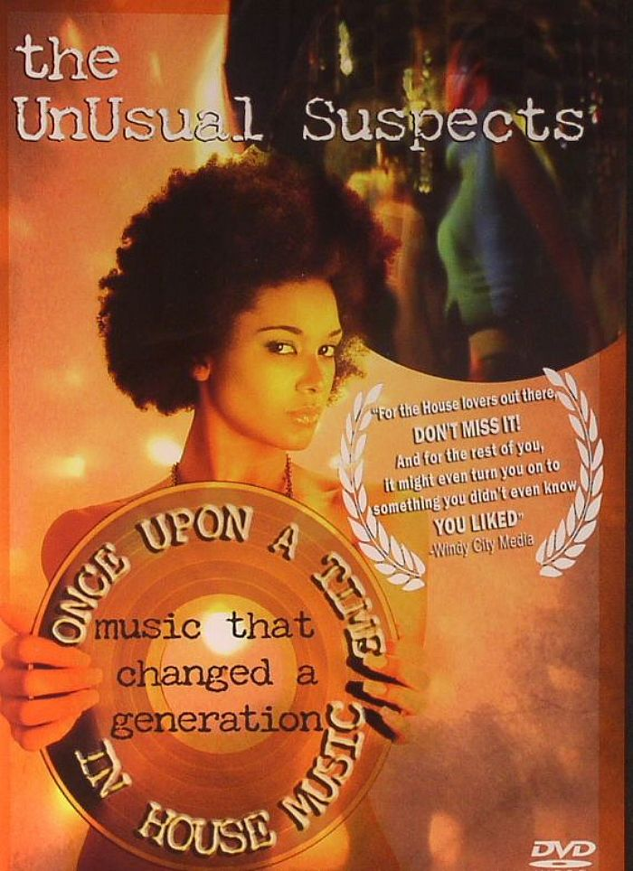 EBERHART, Chip/KIMMIE D - The Unusual Suspects: Once Upon A Time In House Music