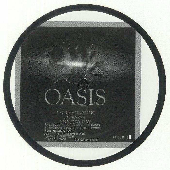 OASIS aka OMAR S/SHADOW RAY - Thirteen/Two/Eight