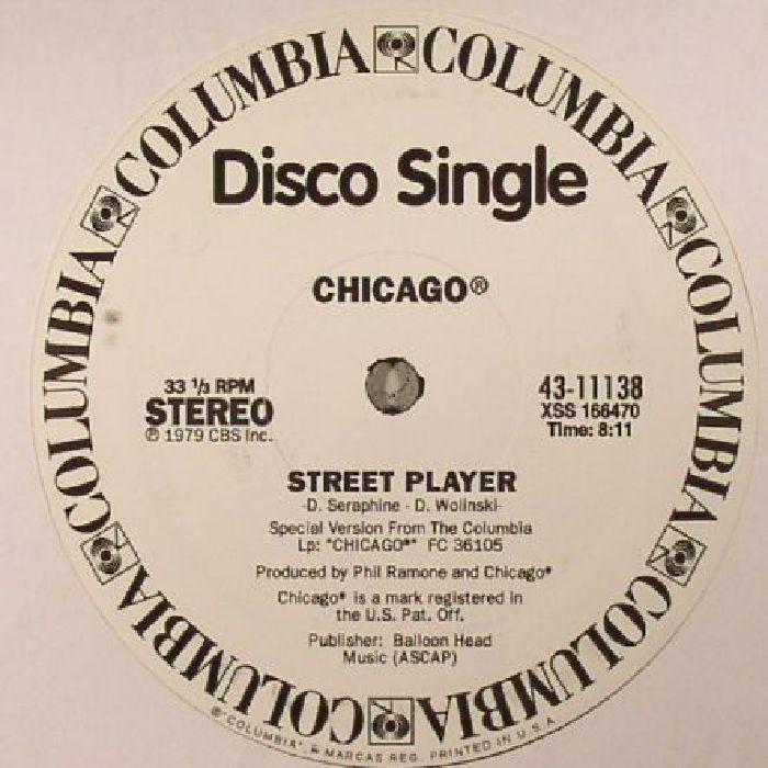 CHICAGO/BOZ SCAGGS - Street Player