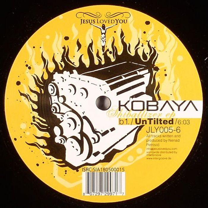 KOBAYA - Shiballizer EP