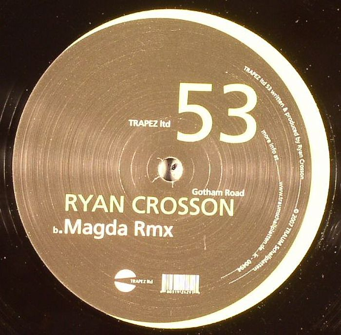 CROSSON, Ryan - Hopskotch (remixes)