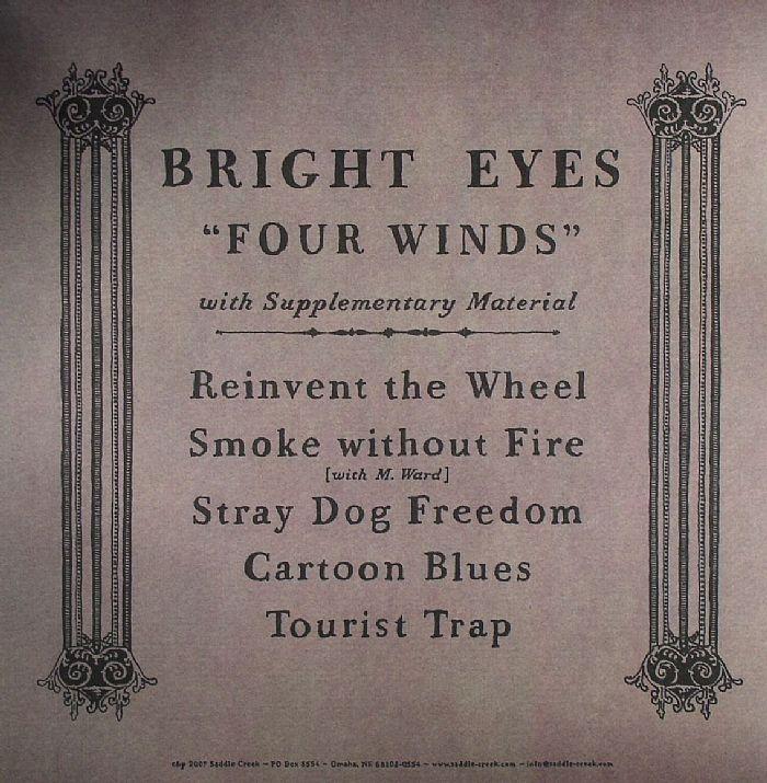 Bright Eyes Stray Dog Freedom