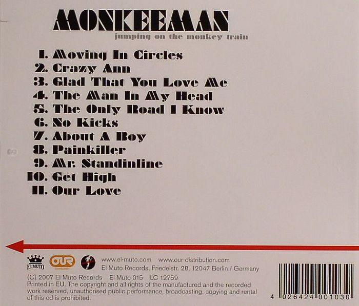 MONKEEMAN - Jumping On The Monkey Train