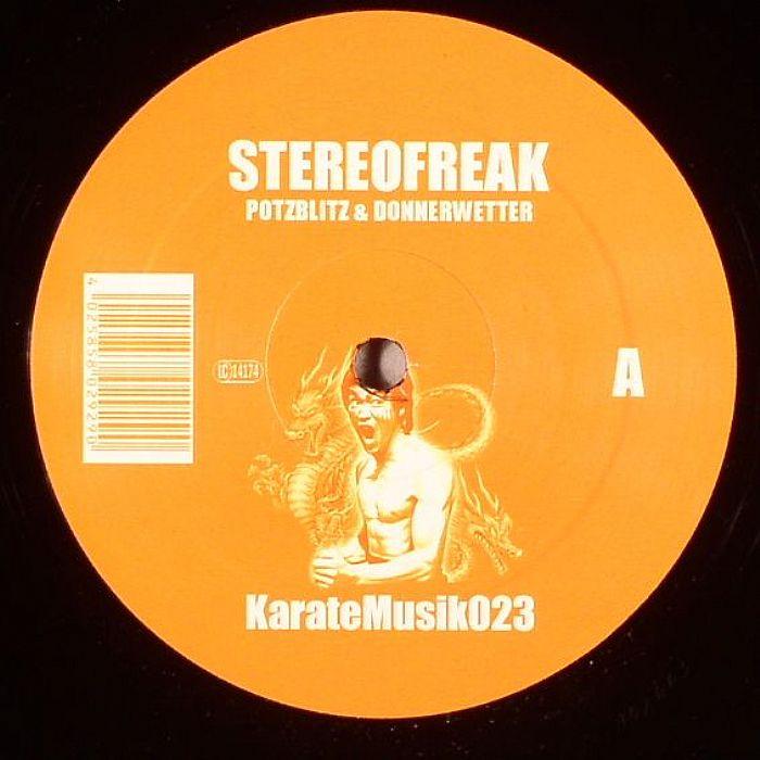 STEREOFREAK - Donnerwetter