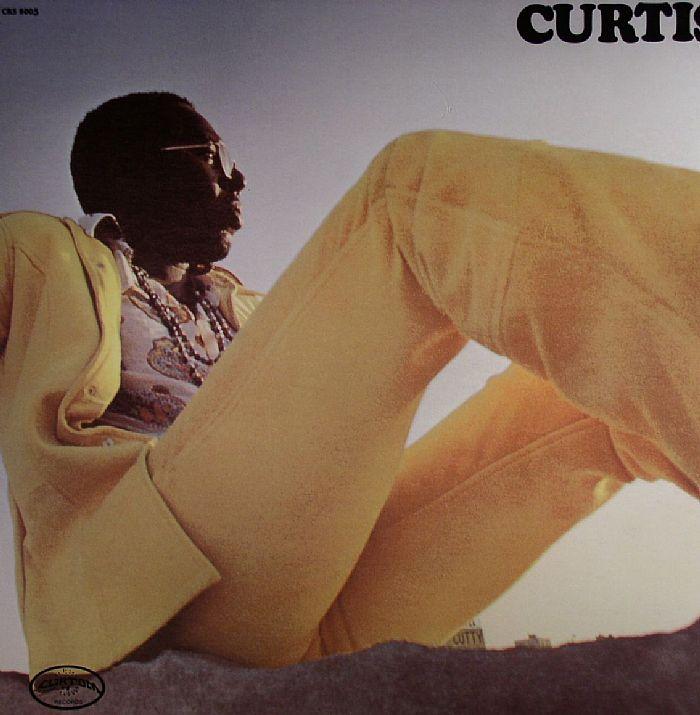 MAYFIELD, Curtis - Curtis