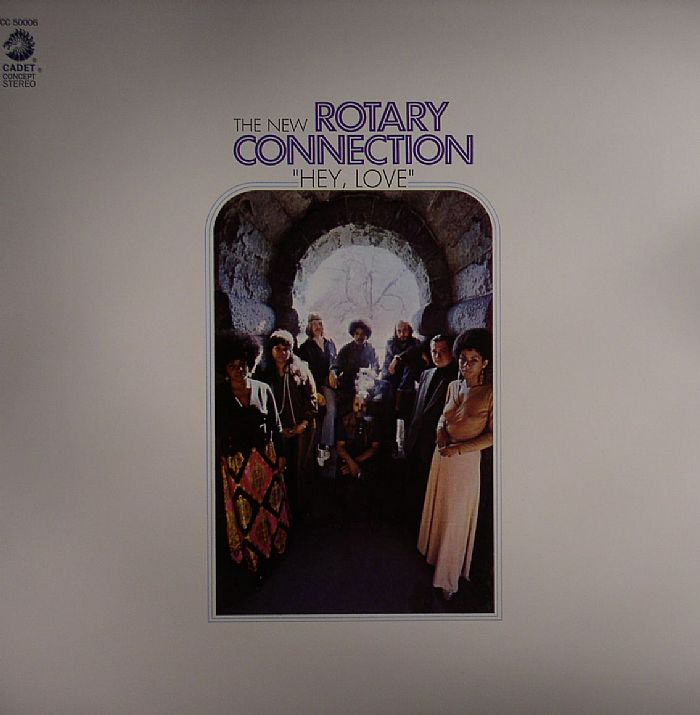 NEW ROTARY CONNECTION, The - Hey Love