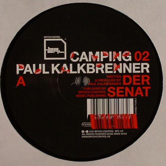 KALKBRENNER, Paul/ZANDER VT - Camping Vol 2