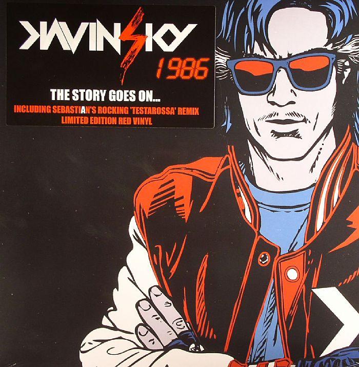 KAVINSKY - 1986 EP