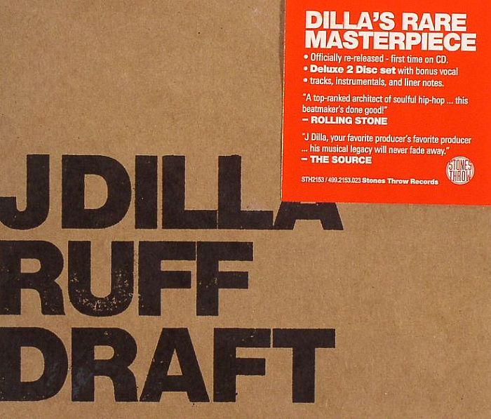 J Dilla Ruff Draft Vinyl At Juno Records