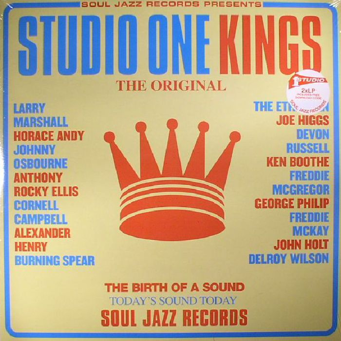 VARIOUS - Studio One Kings: The Original