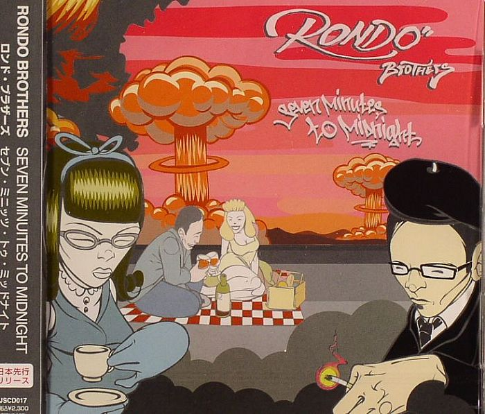 RONDO BROTHERS - Seven Minutes To Midnight