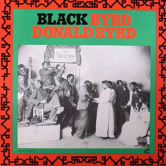 Resultado de imagen de donald byrd black byrd lp