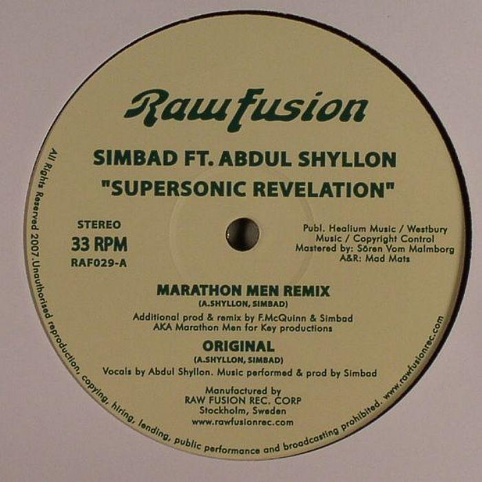 Marathon Men / Simbad - Sweet Exorcist / Gospel Golpe