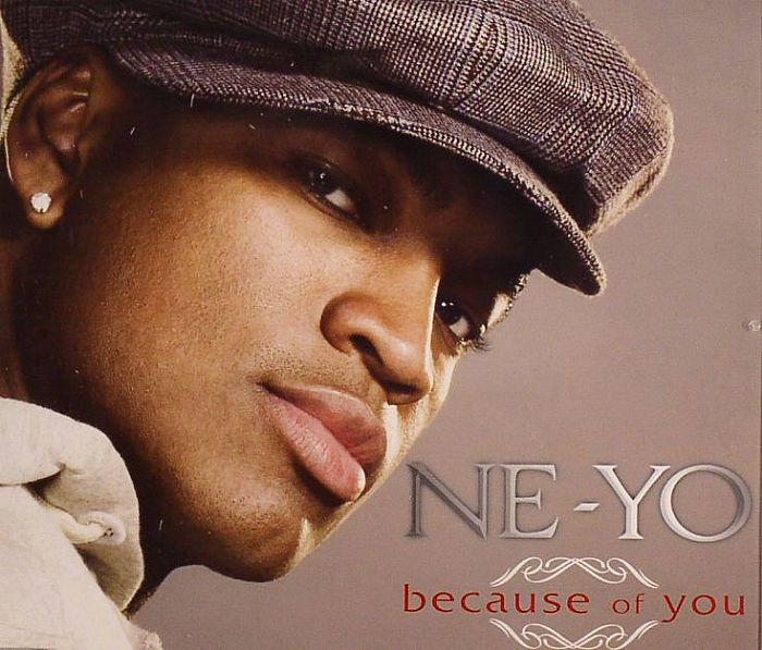 ne yo because of you lyrics - 700×597