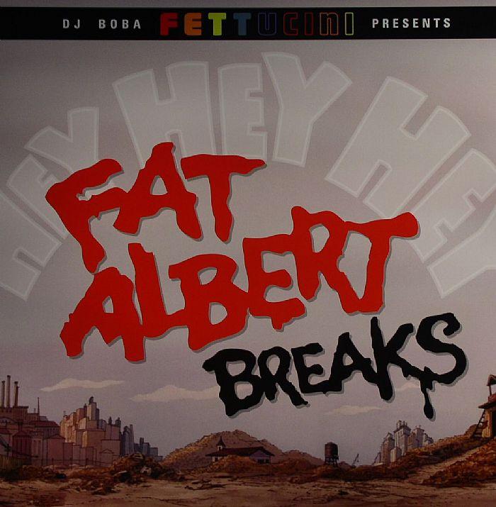 Dj Boba Fettucini Fat Albert Breaks Vinyl At Juno Records