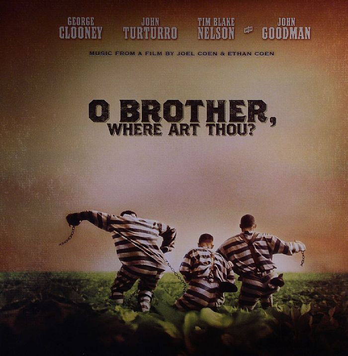 O Brother Where Art Thou Soundtrack VARIOUS O Brother Wher...
