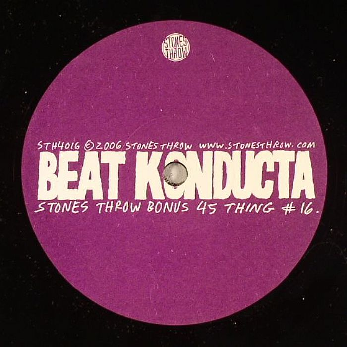 Beat Konducta* Madlib The Beat Konducta - Vol. 1-2: Movie Scenes
