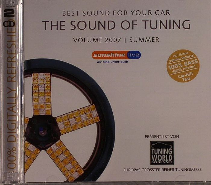 RED, Mike aka VINYLSHAKERZ/DENNY DEE LUXE/VARIOUS - The Sound Of Tuning Vol 2007