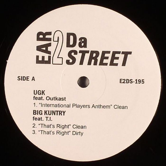 Ear 2 Da Street Ear 2 Da Street Vol 95 Vinyl At Juno Records