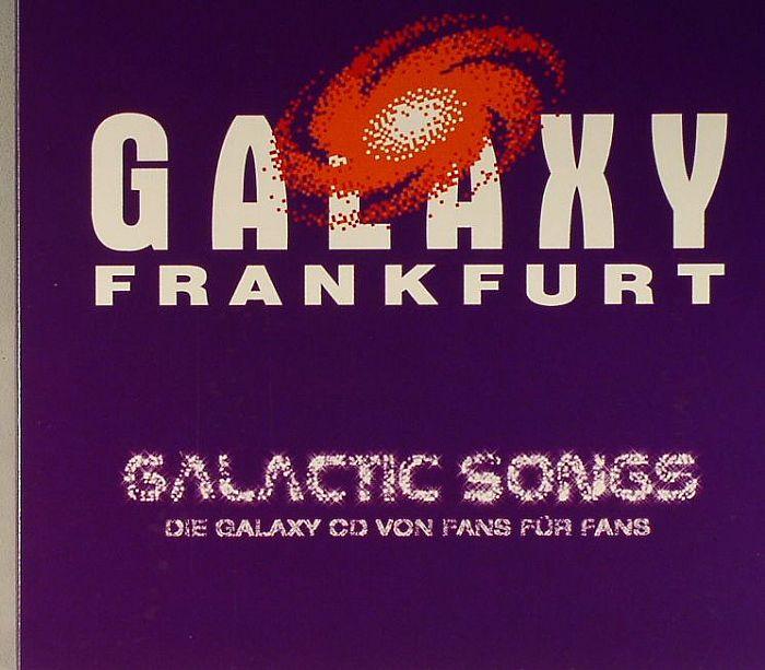 VARIOUS - Galactic Songs