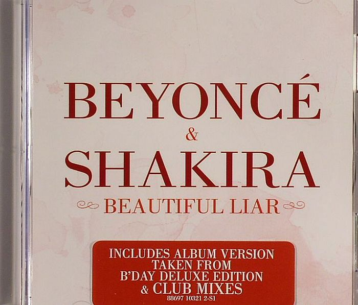 Beyonce Shakira Beautiful Liar Vinyl At Juno Records