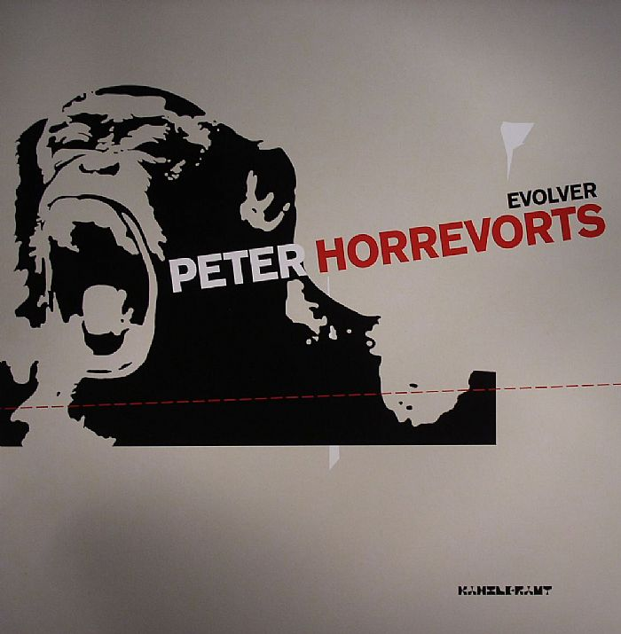 HORREVORTS, Peter - Evolver