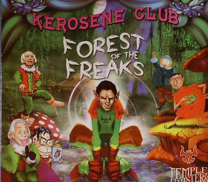 Kerosene Club Forest Of The Freaks Vinyl At Juno Records