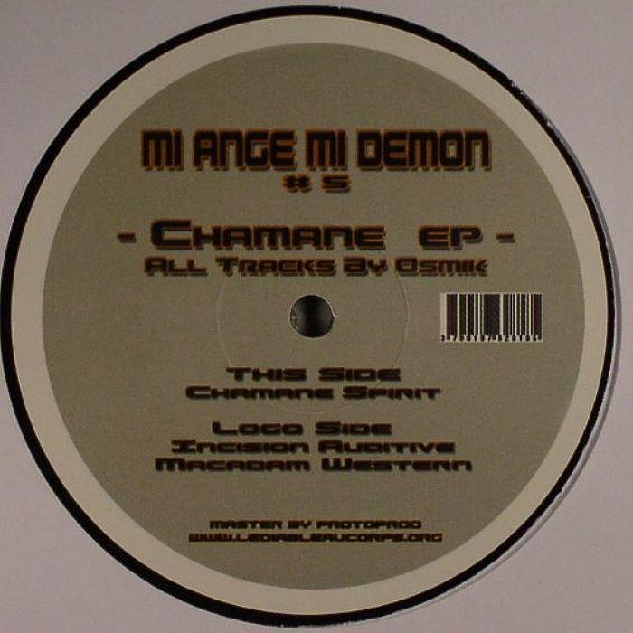 OSMIK - Chamane EP