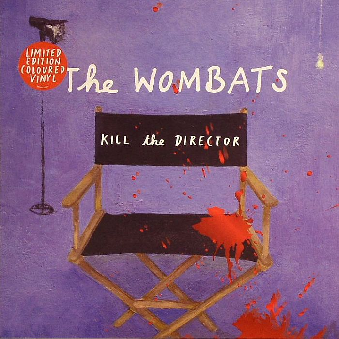 The wombats kill the director vinyl at juno records for 14th floor records