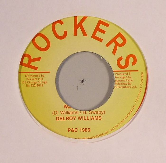 Delroy Williams - The Roots Radics Roots Radics Ten To One