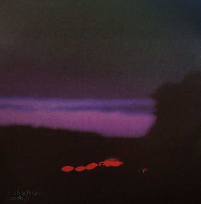 Ulrich Schnauss Goodbye Vinyl At Juno Records