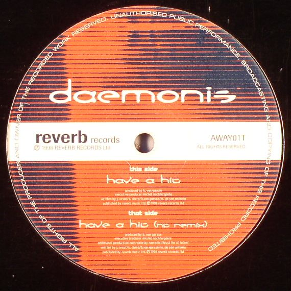 DAEMONIS - Have A Hit