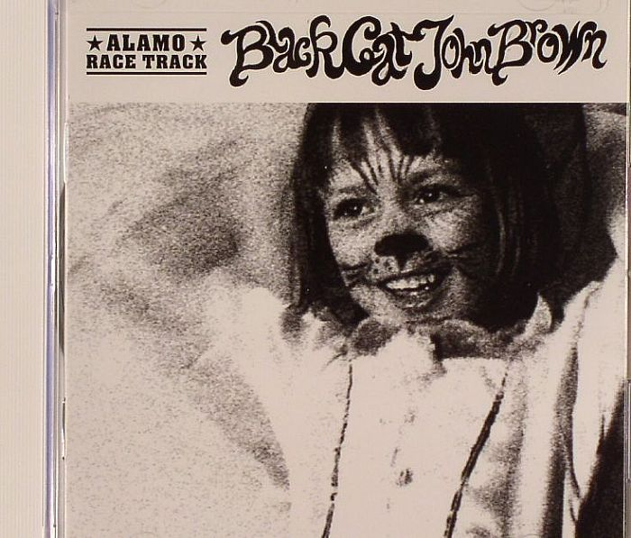 ALAMO RACE TRACK - Black Cat John Brown