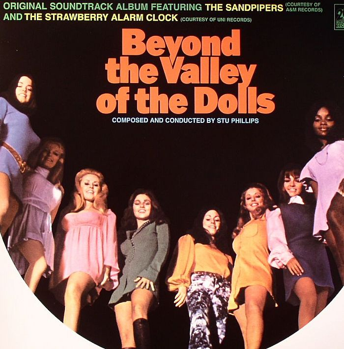 VARIOUS - Beyond The Valley Of The Dolls (Soundtrack)