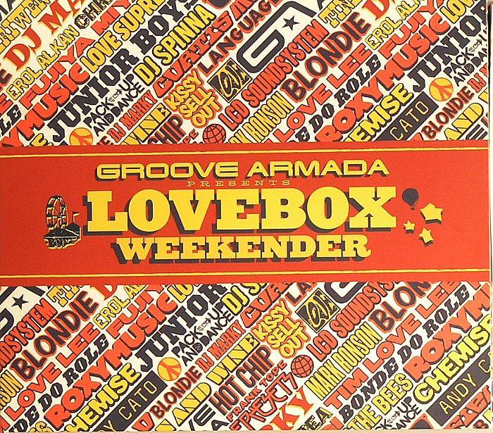 Groove Armada Various Lovebox Weekender Vinyl At Juno Records