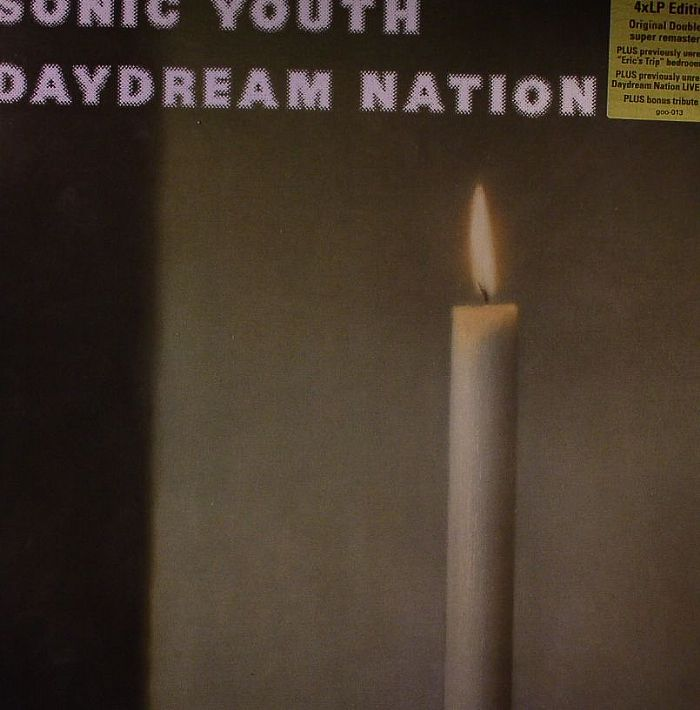 SONIC YOUTH - Daydream Nation (remastered with extra tracks)