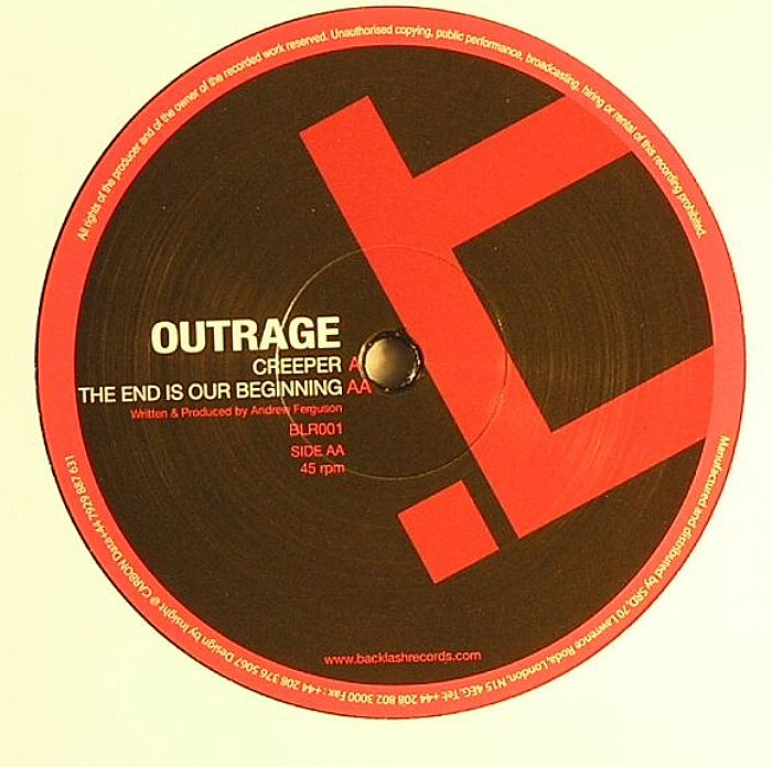 OUTRAGE - Creeper