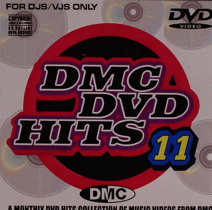 VARIOUS - DMC DVD Hits 11 (For Working DJs Only)