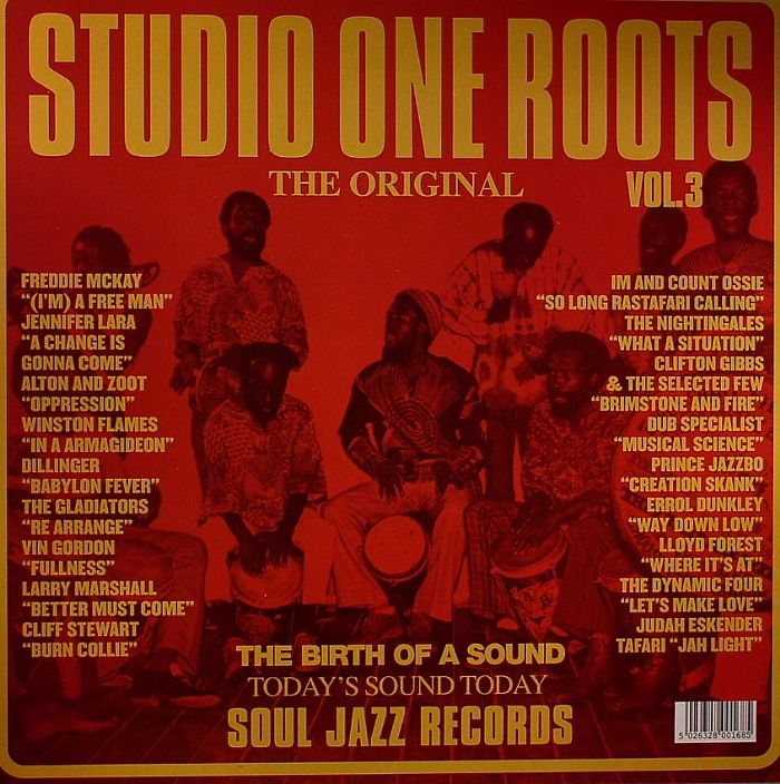 VARIOUS - Studio One Roots Vol 3
