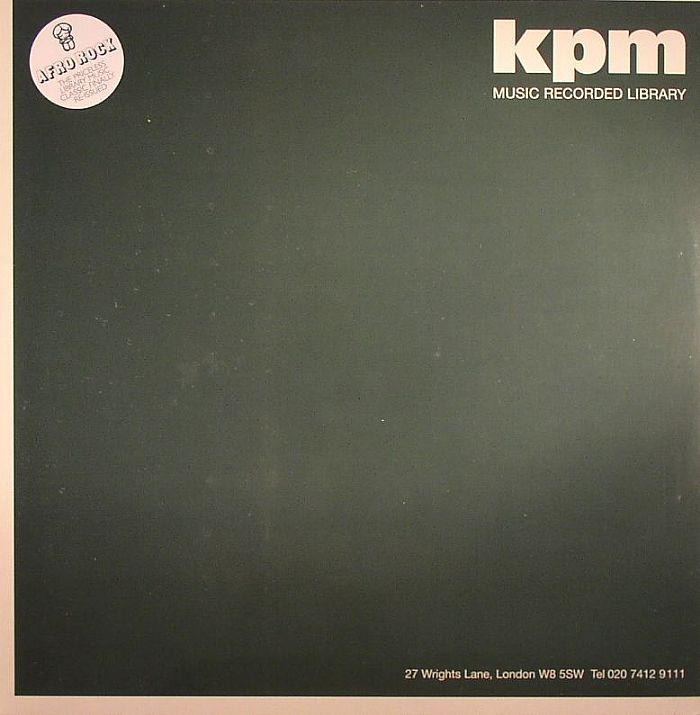 KPM 1000 SERIES - Afro Rock