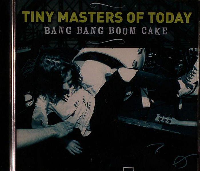 TINY MASTERS OF TODAY - Bang Bang Boom Cake