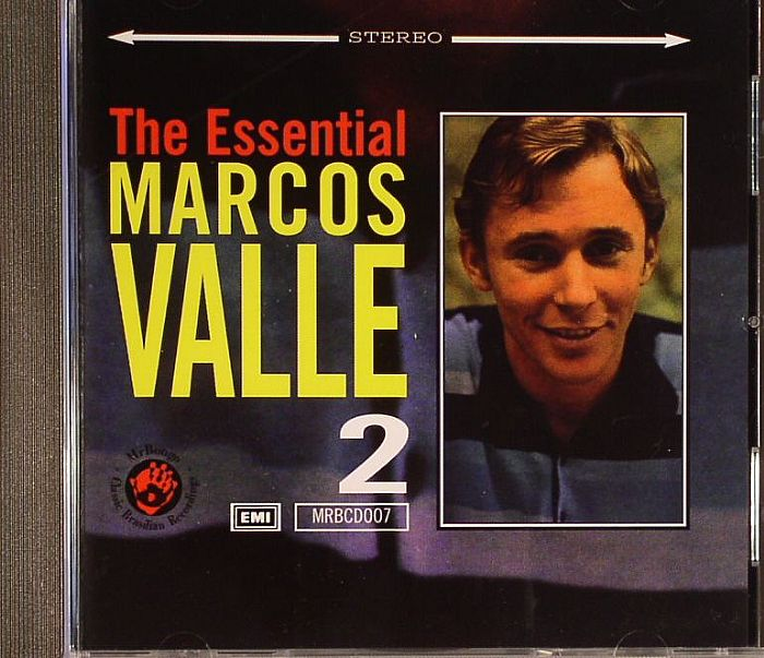 VALLE, Marcus - The Essential Marcos Valle Volume 2