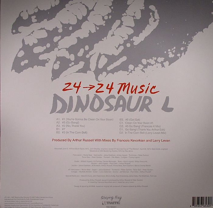 DINOSAUR L - 24 24 Music